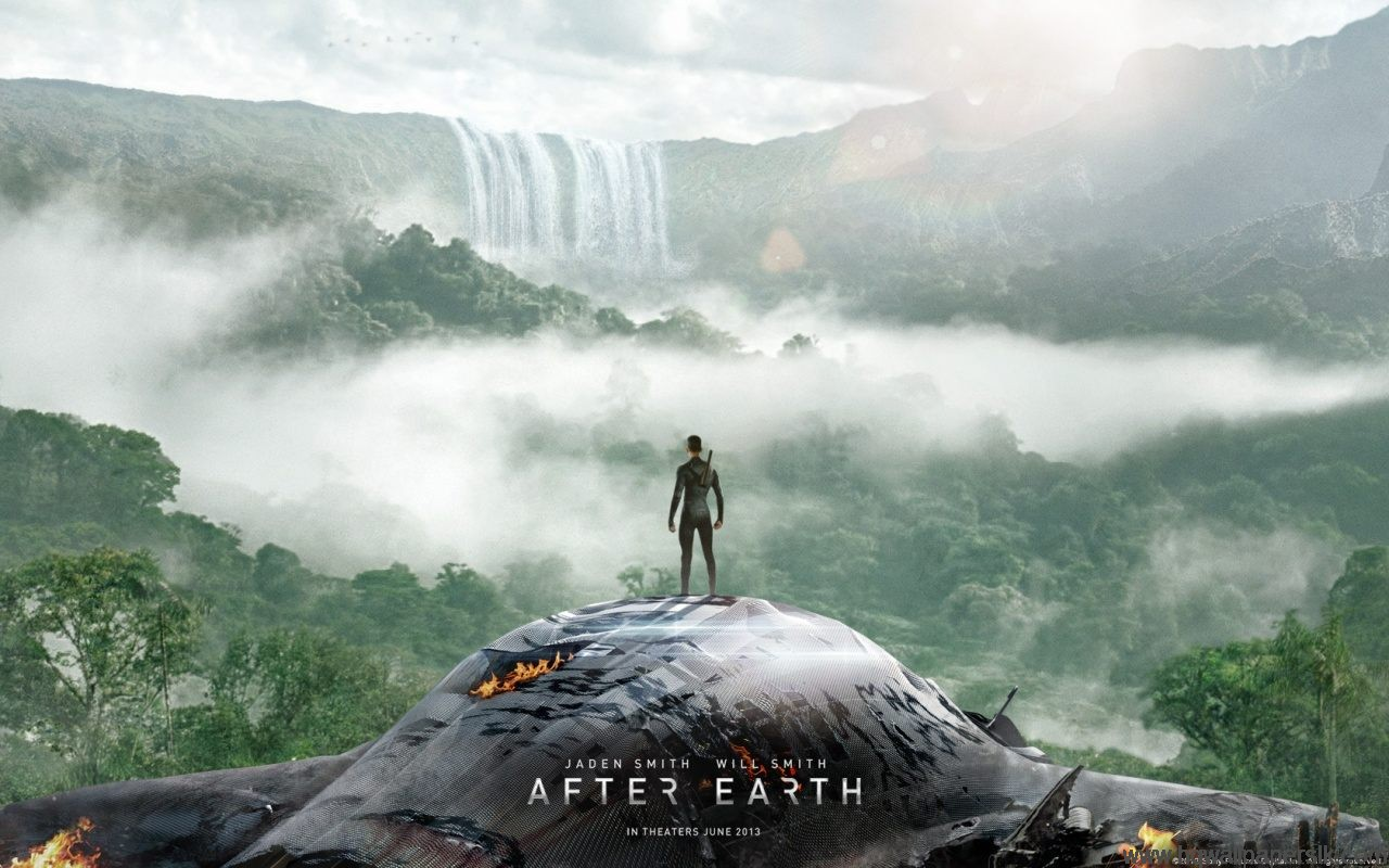 After Earth Movie Widescreen Wallpaper HQ Images Gallery 1280x800