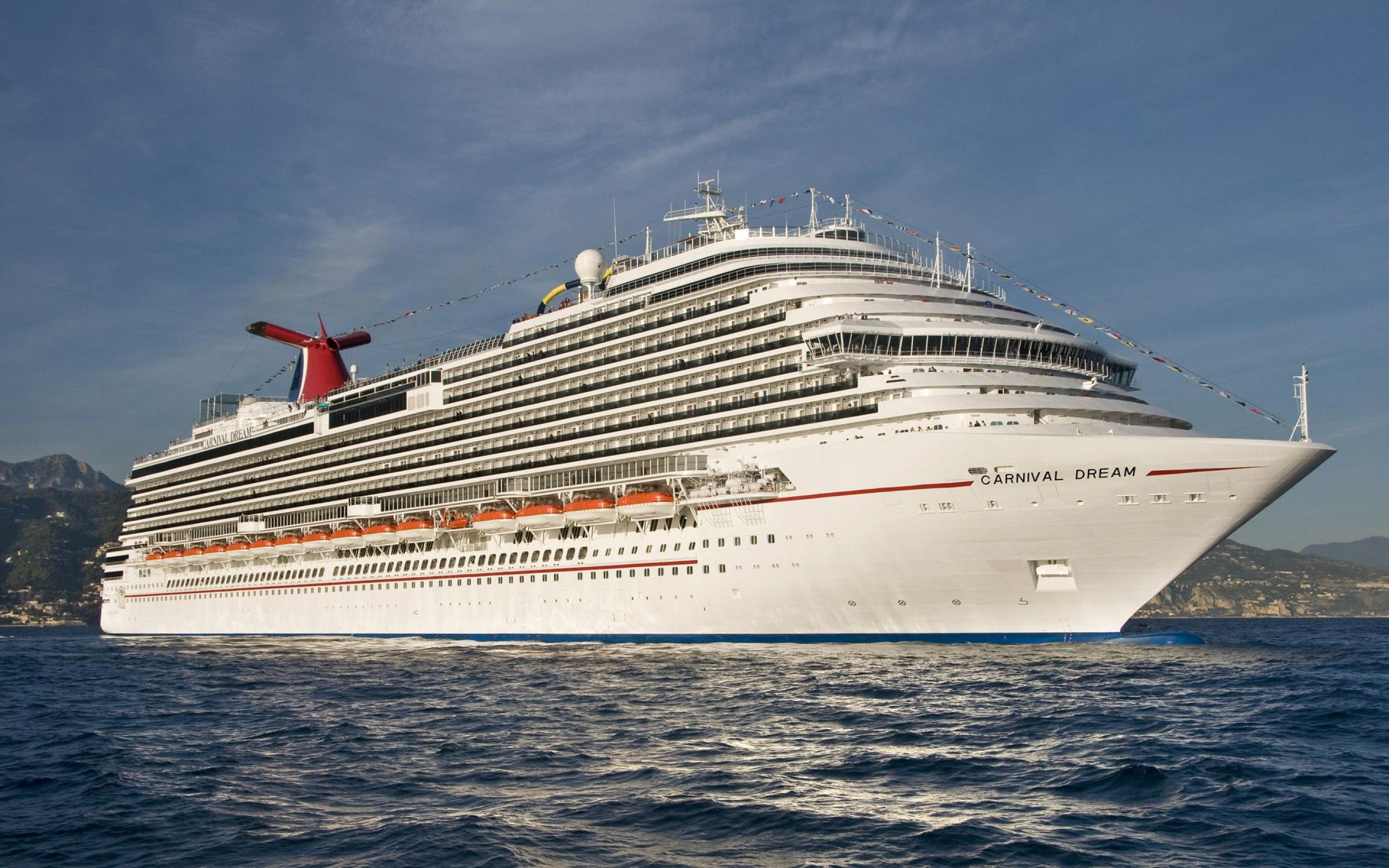 Dream Cruise Ship Wallpaper Carnival Dream Cruise Ship Wallpaper 2880x1800