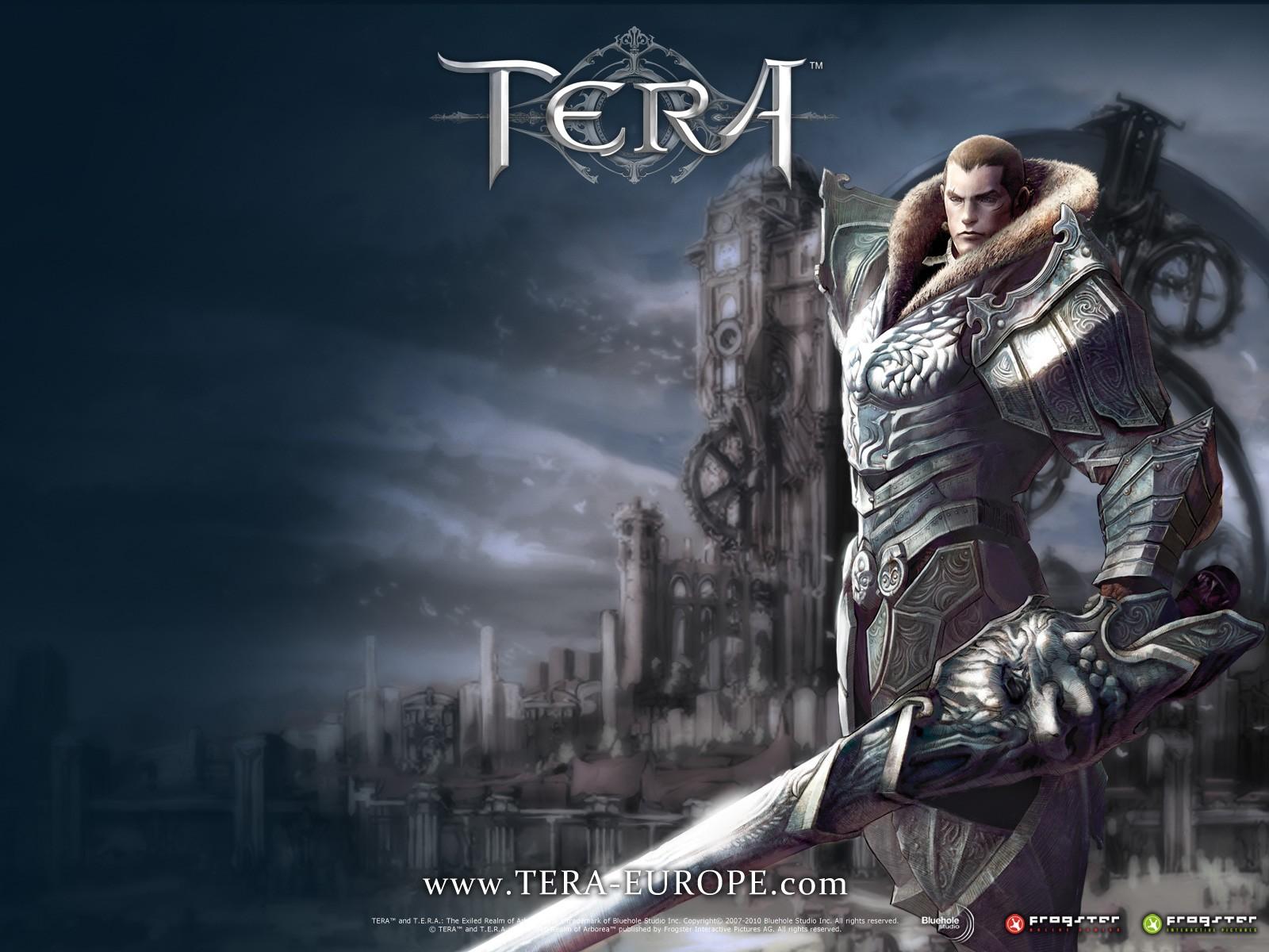 Fond ecran wallpaper TERA Rising   JeuxVideofr 1600x1200