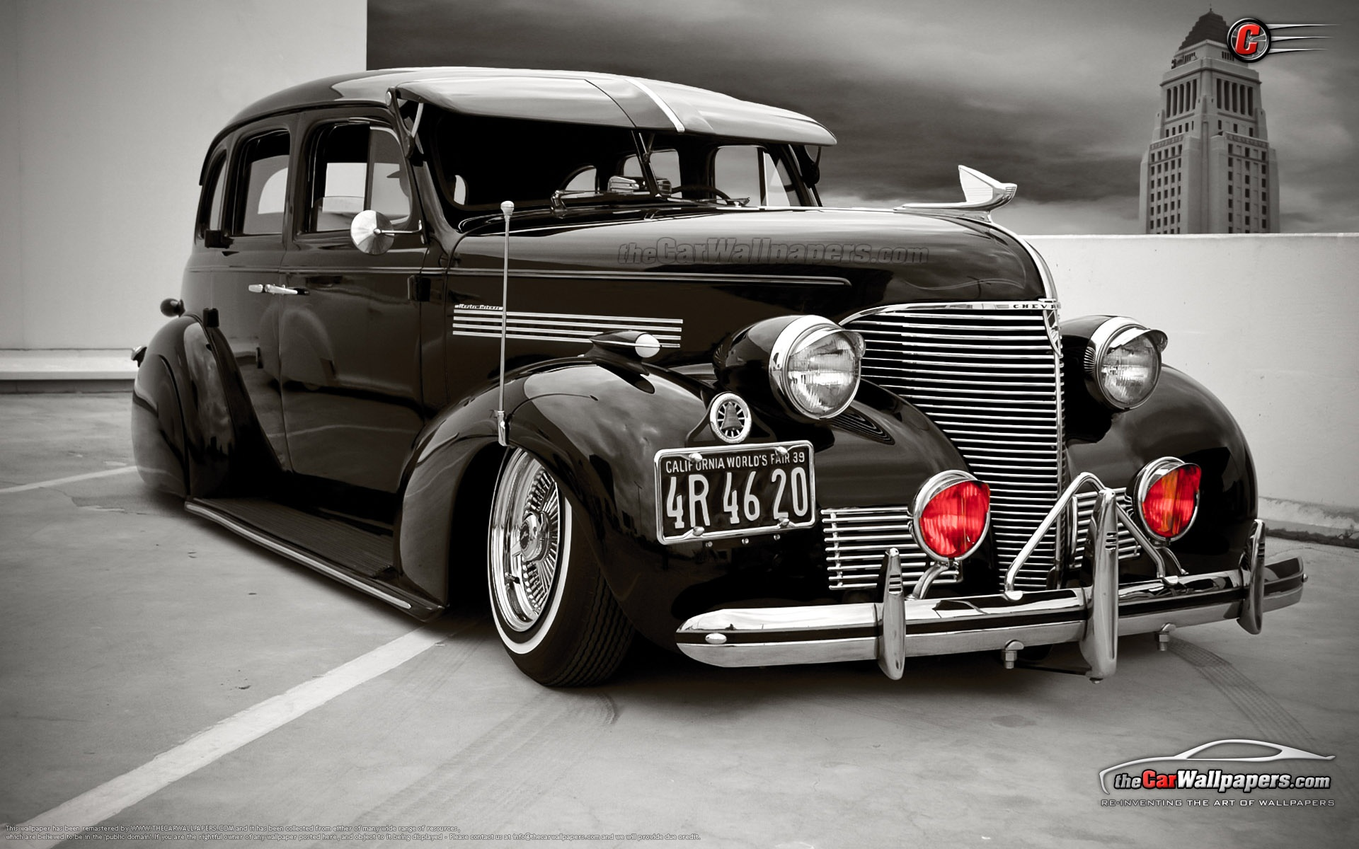 Retro rat rods hot classic custom tuning wallpaper 1920x1200 34390 1920x1200
