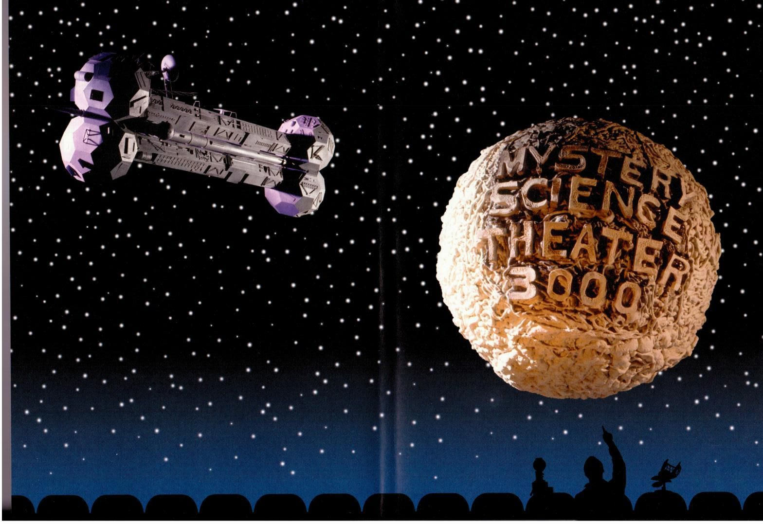 Mst3k wallpaper Mystery Science Theater 3000 Mystery science 1568x1077