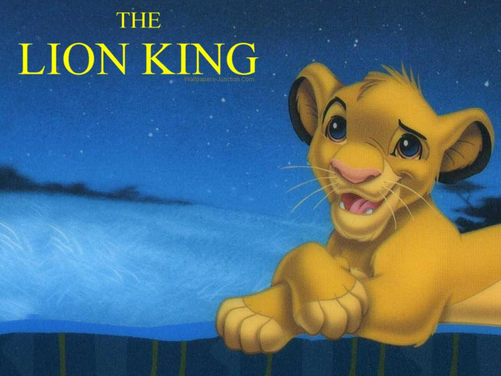 The Lion King Simba Wallpaper   the lion king wallpaper movie funny 1024x768