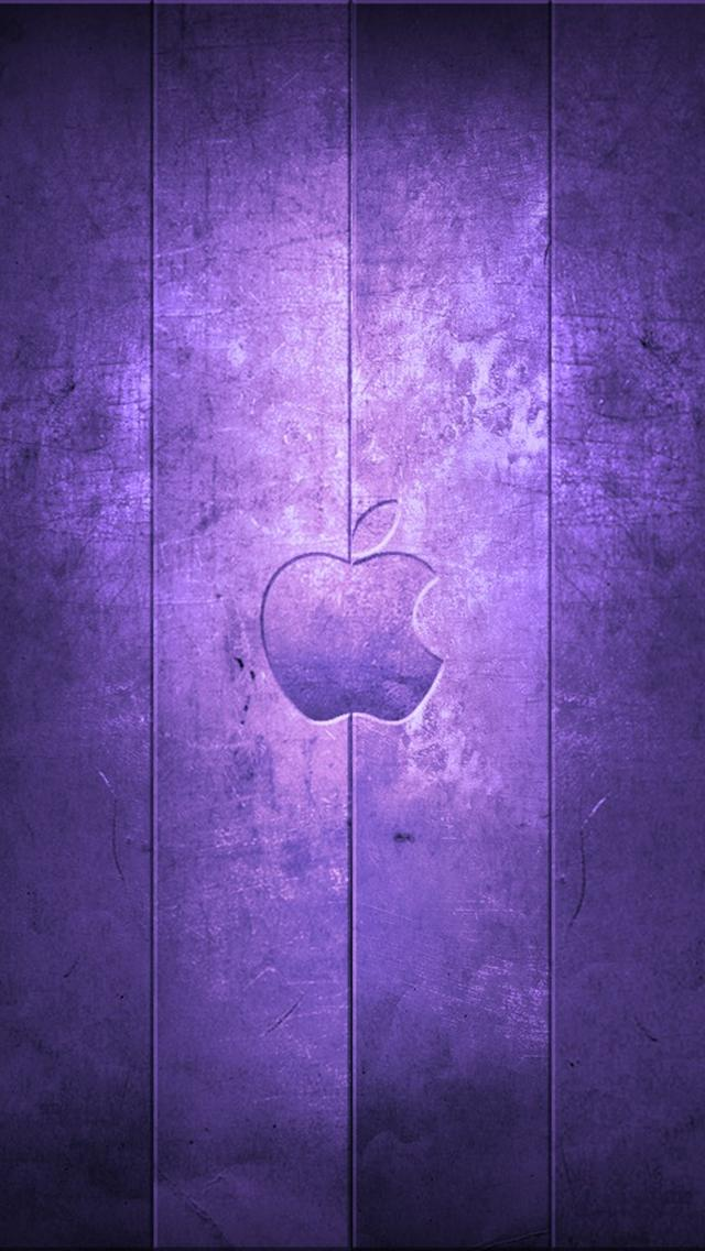 48 Cool Purple Iphone Wallpapers On Wallpapersafari