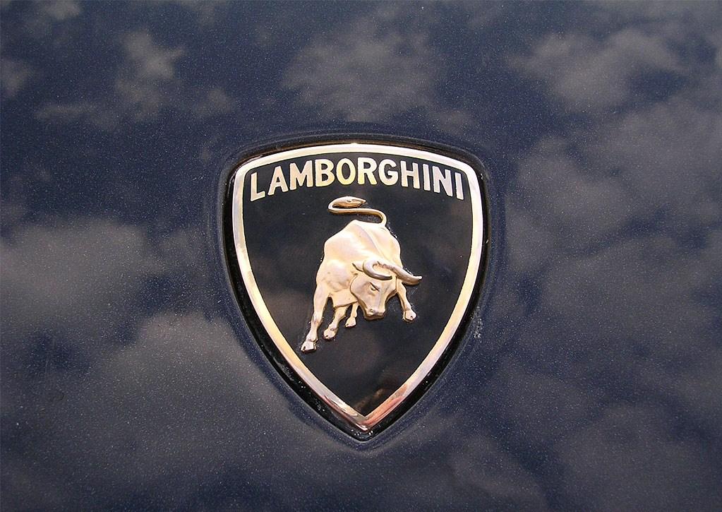 Lamborghini Logo Wallpaper HD on