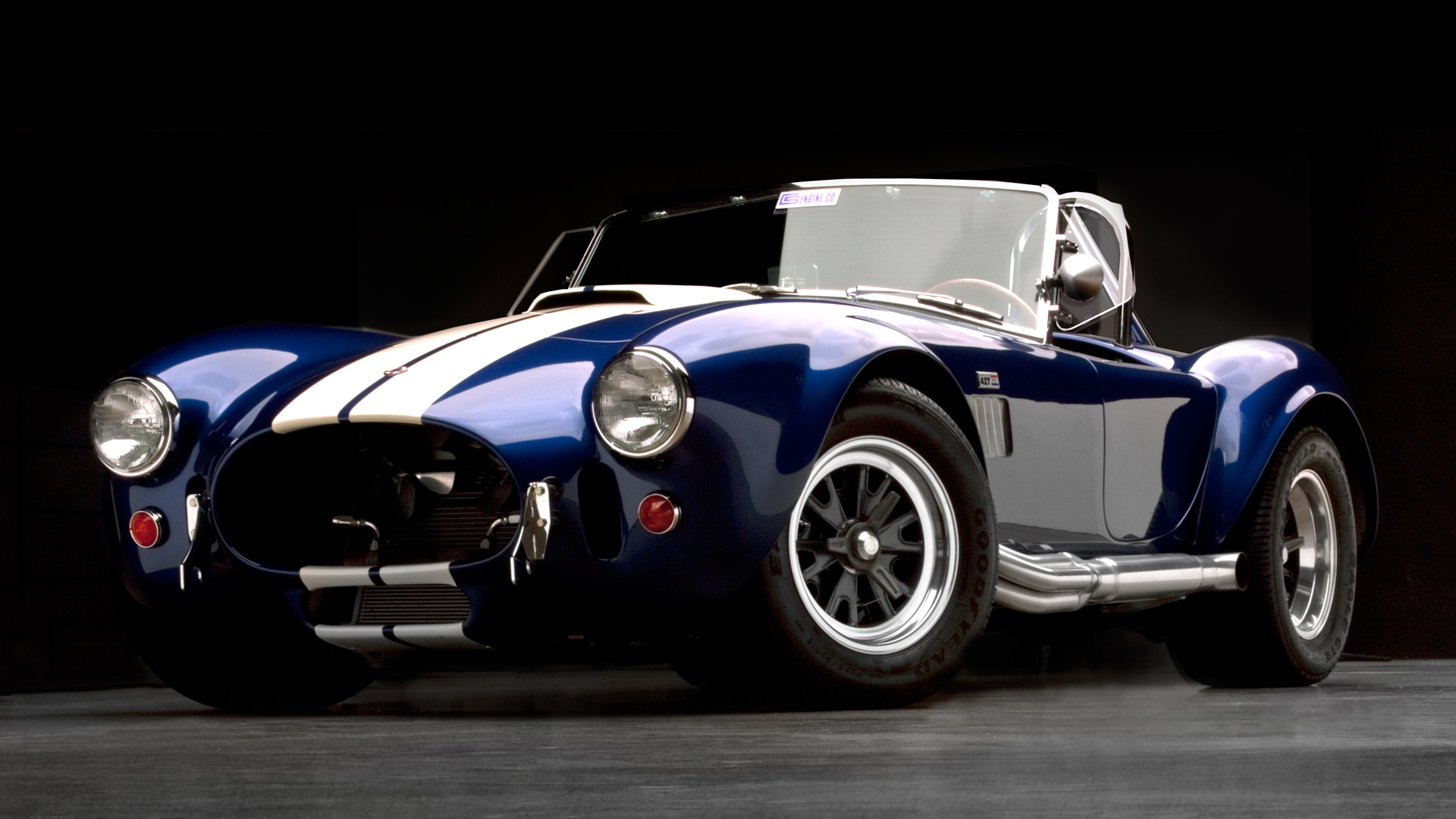 Shelby Cobra Wallpapers Wallpapersafari