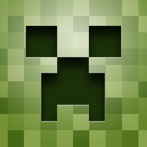 Creeper Wallpaper For iPad 500x500
