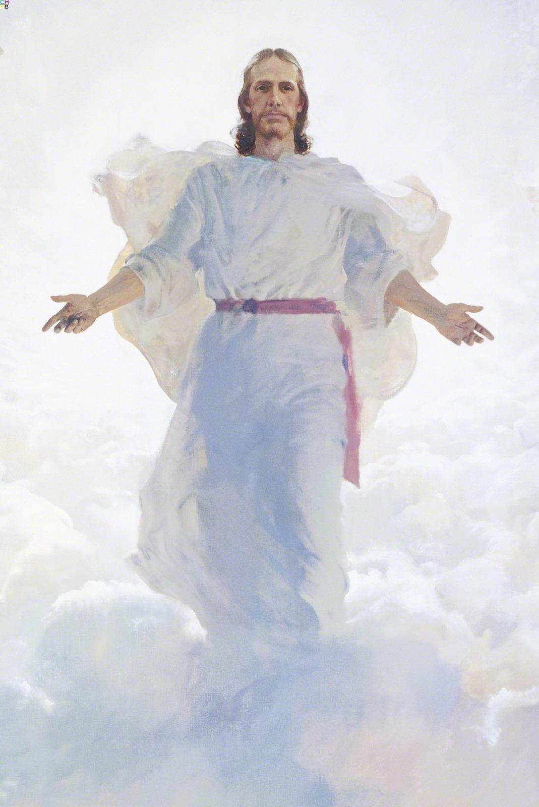 The Resurrected Jesus Christ 1069x1600