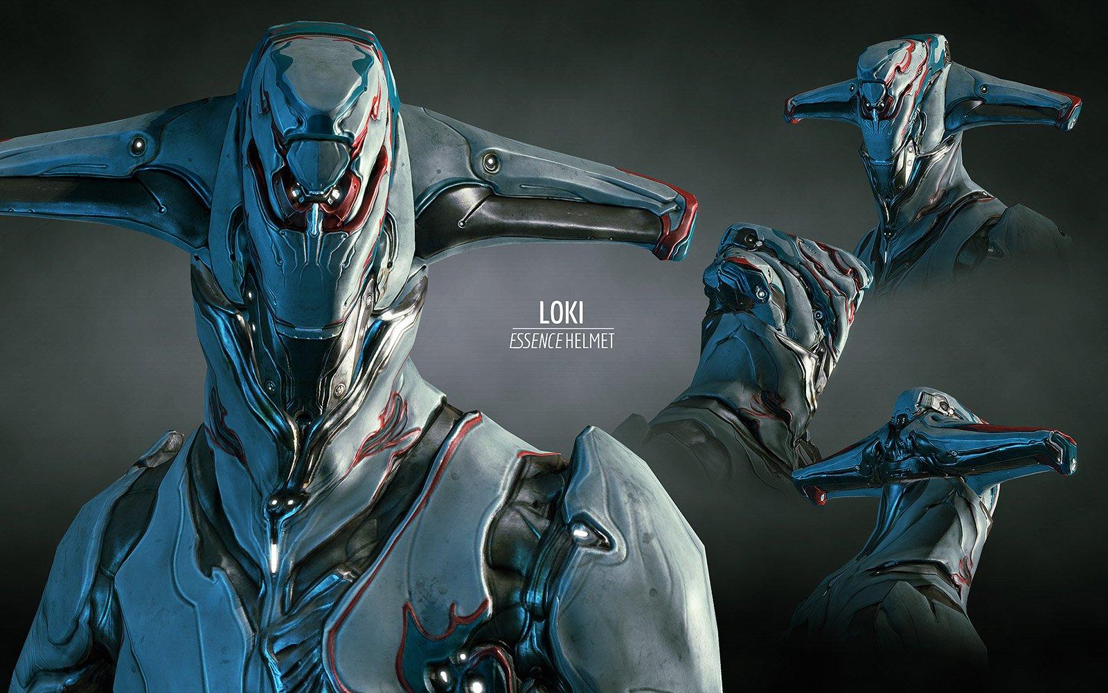Warframe Loki sci fi wallpaper 1600x1000 248110 WallpaperUP 1600x1000