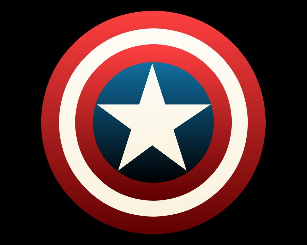 Captainamericashieldwallpaperhd 1280x1024
