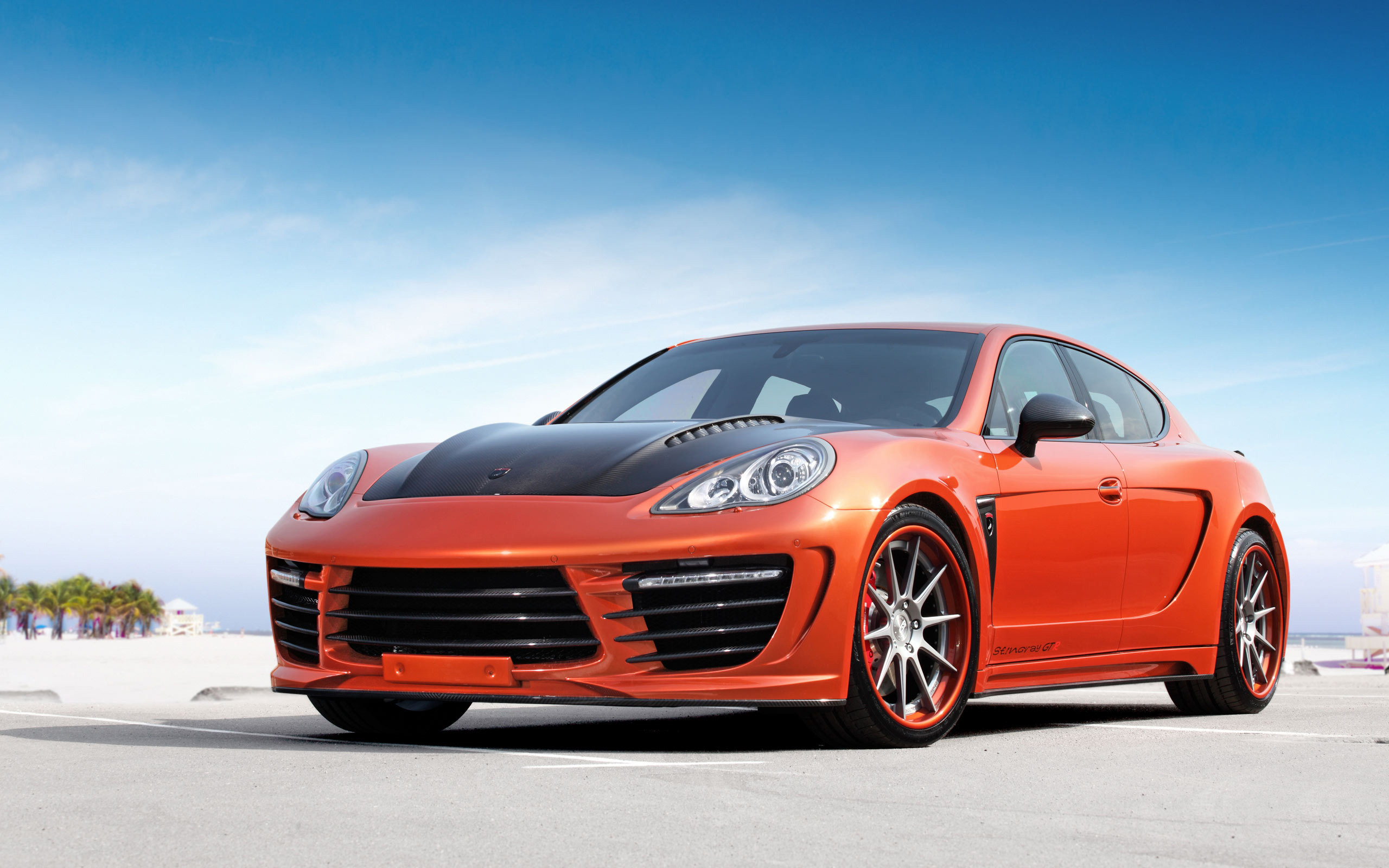 Topcar Porsche Panamera Stingray Gtr HD 172828 HD Wallpaper Res 2560x1600