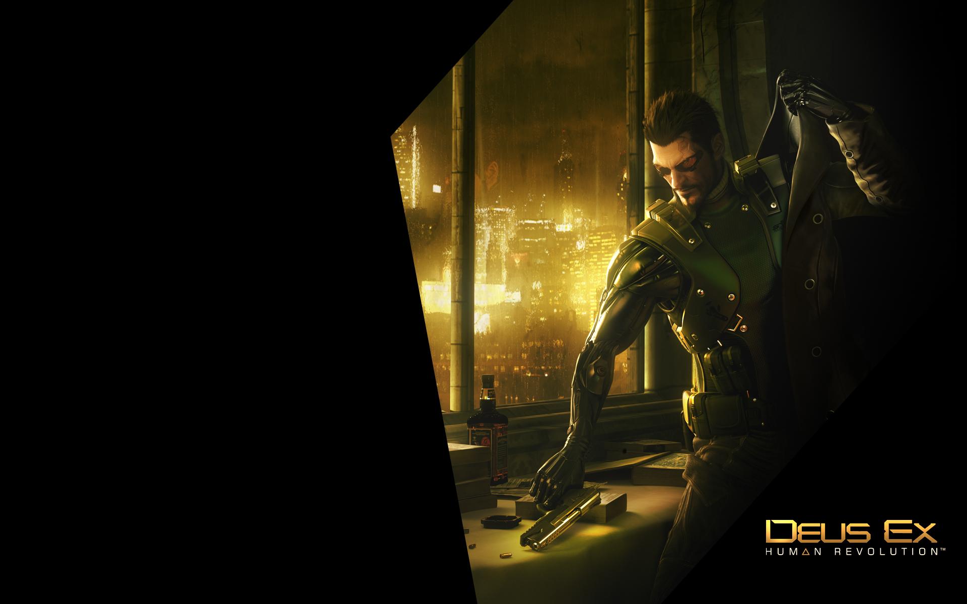 48 Deus Ex Wallpaper Hd On Wallpapersafari