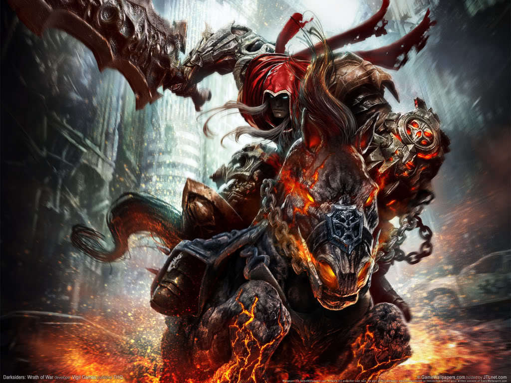 Darksiders images Darksiders wallpaper photos 10468226 1024x768