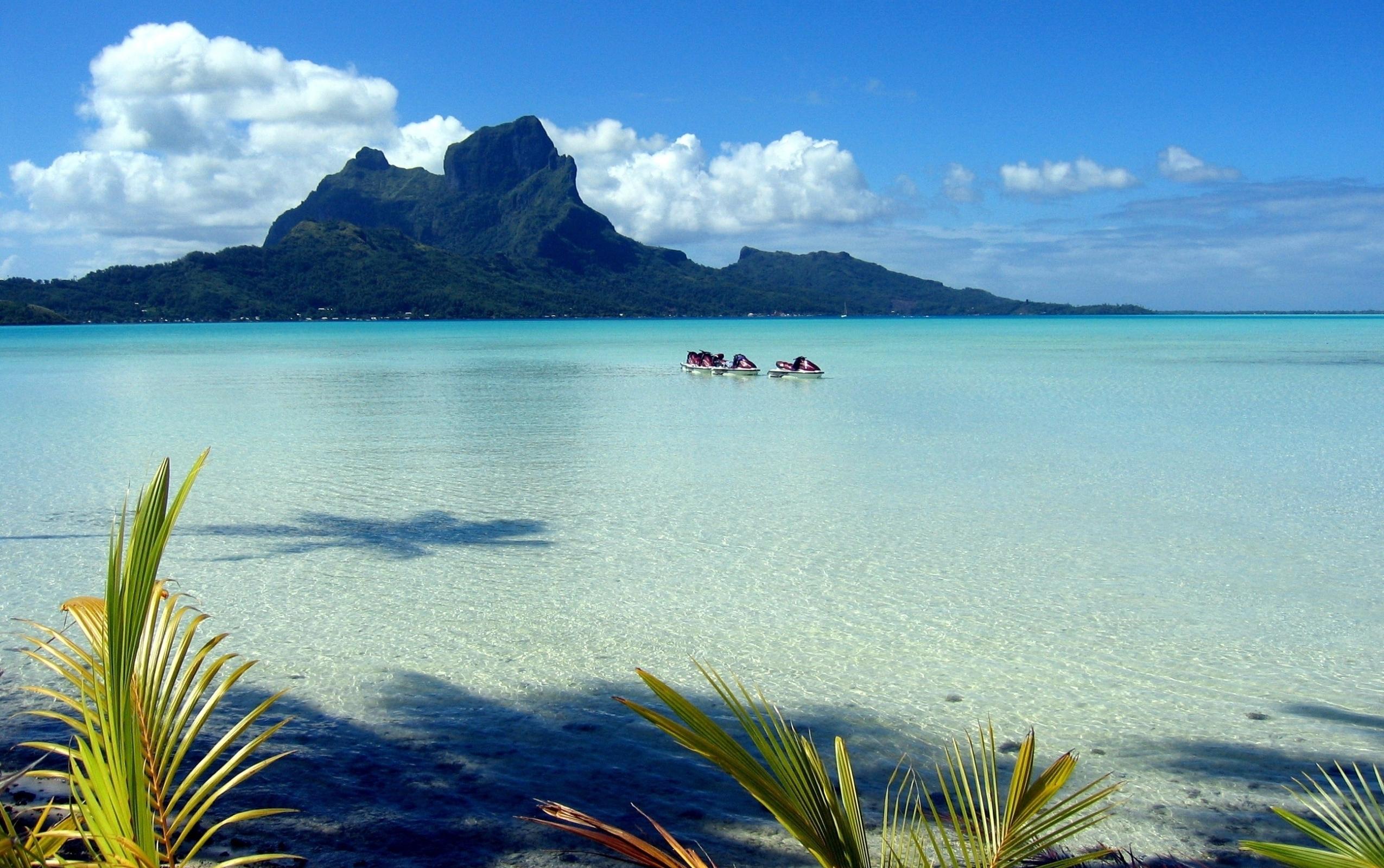HQ Bora Bora Wallpaper Full HD Pictures 2550x1600