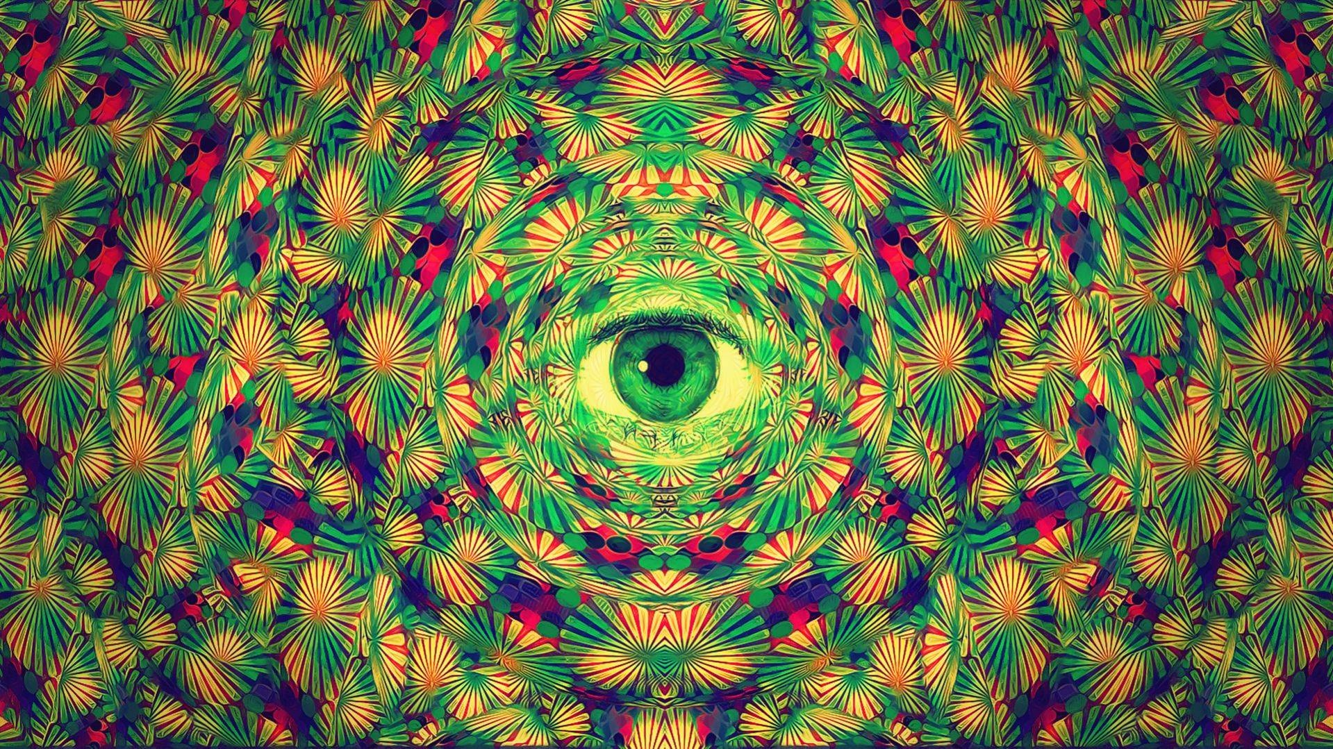 Trippy Wallpaper Images amp Pictures   Becuo 1919x1079