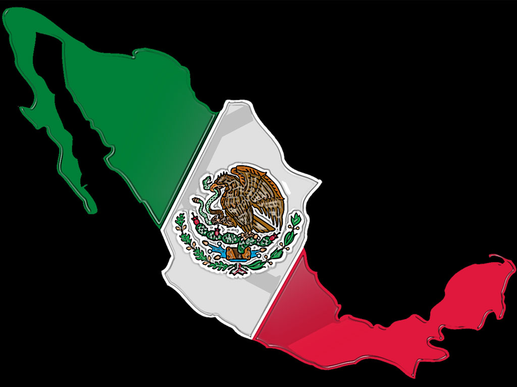 Mexican Flag Wallpaper HD Wallpapers Plus 1024x768