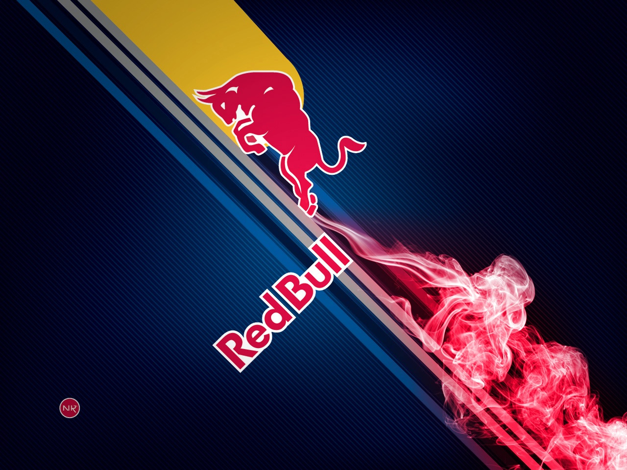 Free Download Red Bull Sports Logos Wallpaper 1280x960 For