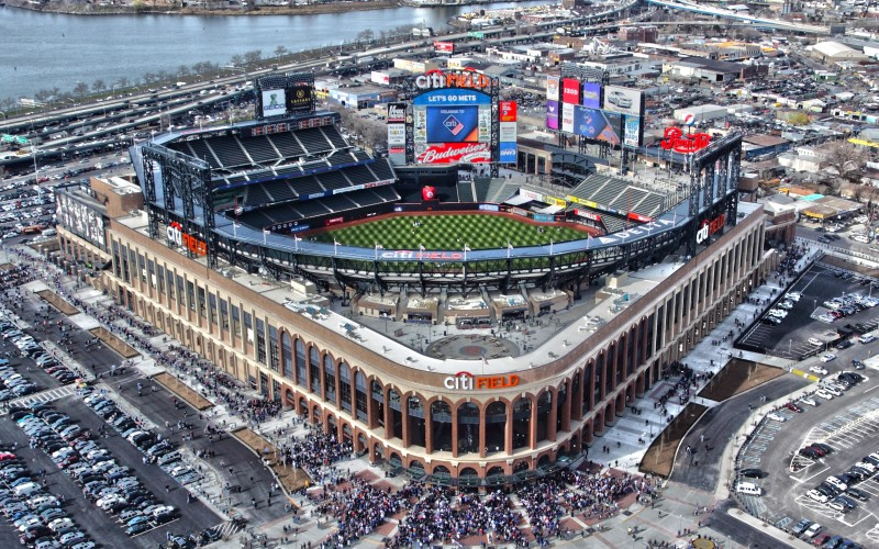 New York Mets ballpark Citi Field Queens New York City Wallpaper 800x500