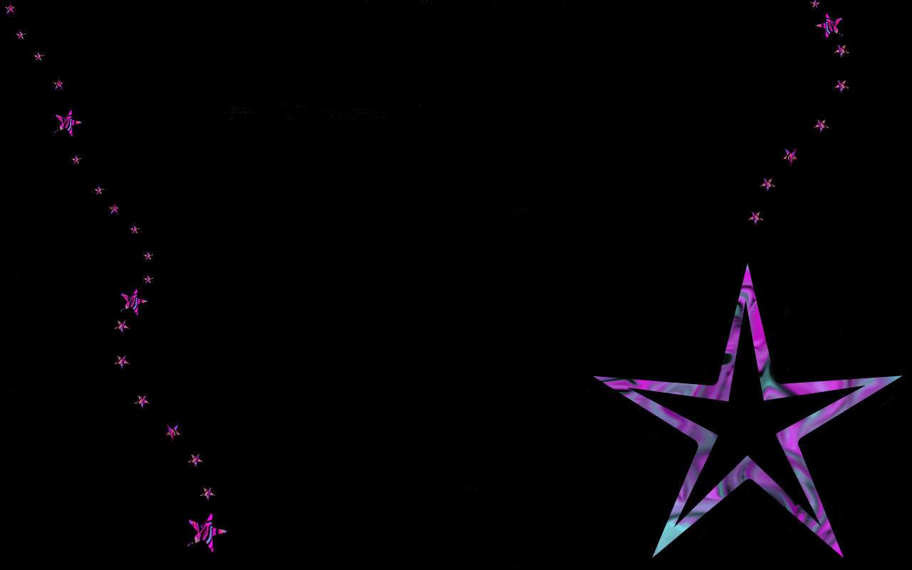 Free Download Black And Purple Star Background Plain Black Purple