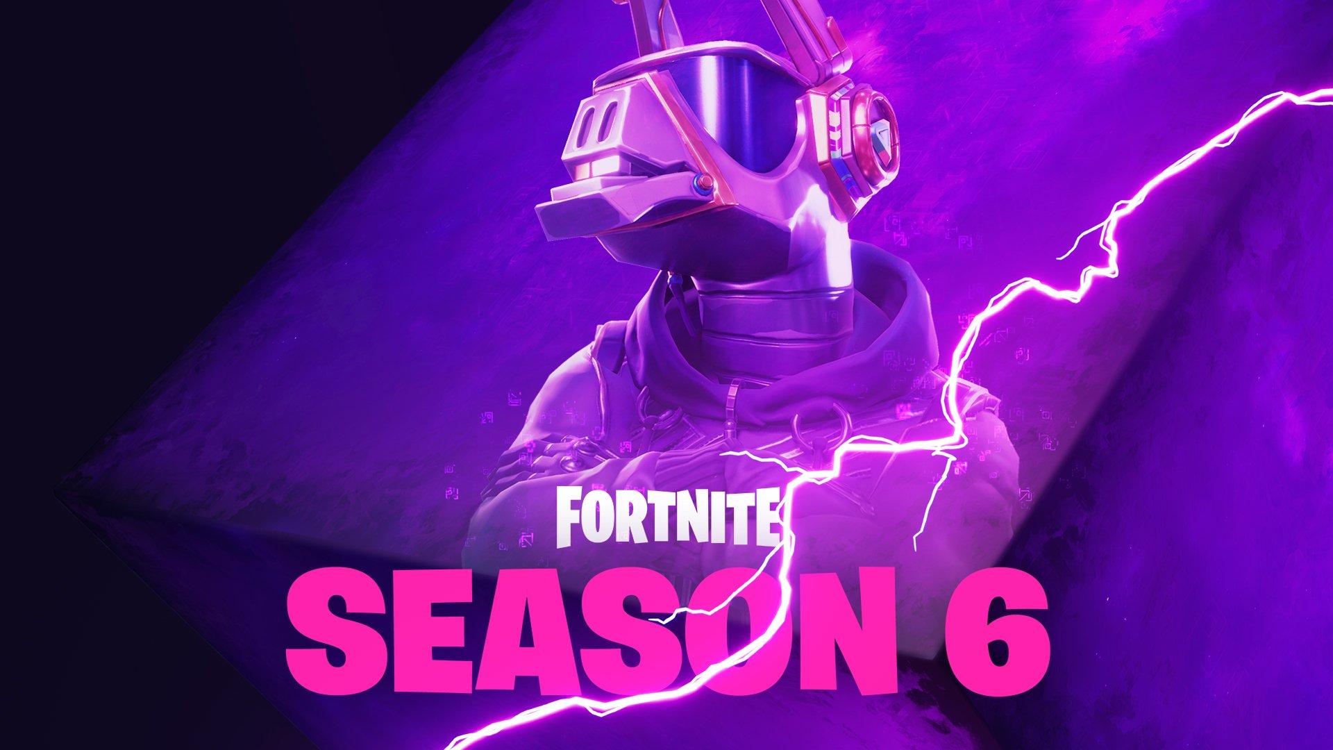 First Teaser for Fortnite Season 6 Fortnite Insider 1920x1080