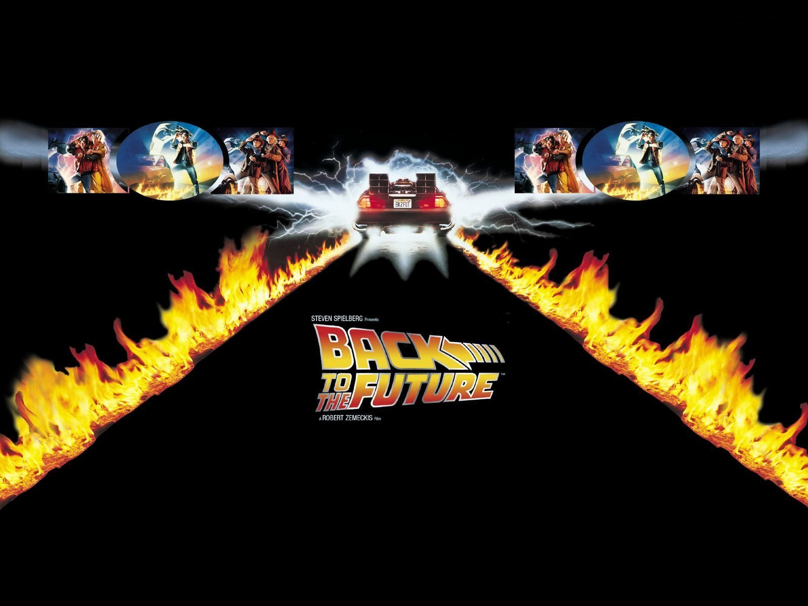 Back to the Future   Back to the Future Wallpaper 13786661 1600x1200
