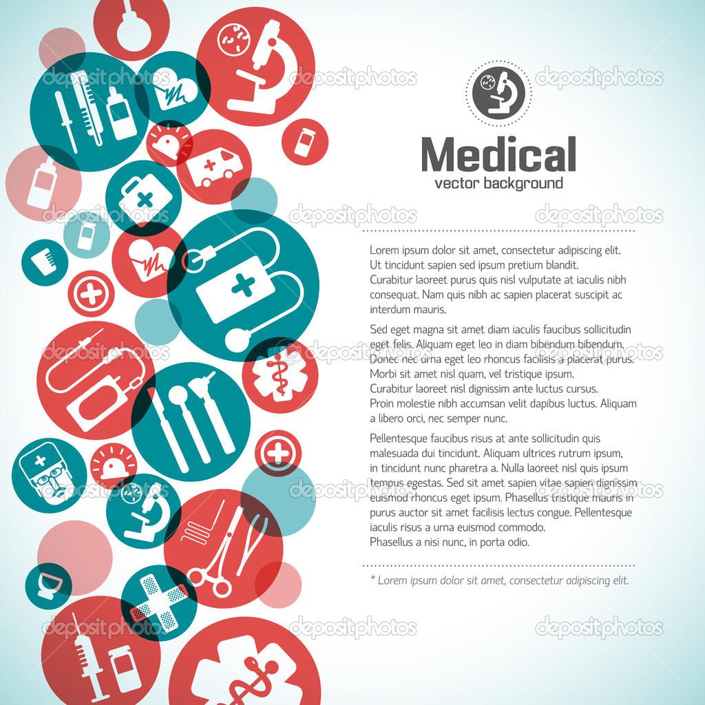 Medical Nurse Backgrounds Medical background   stock 1024x1024