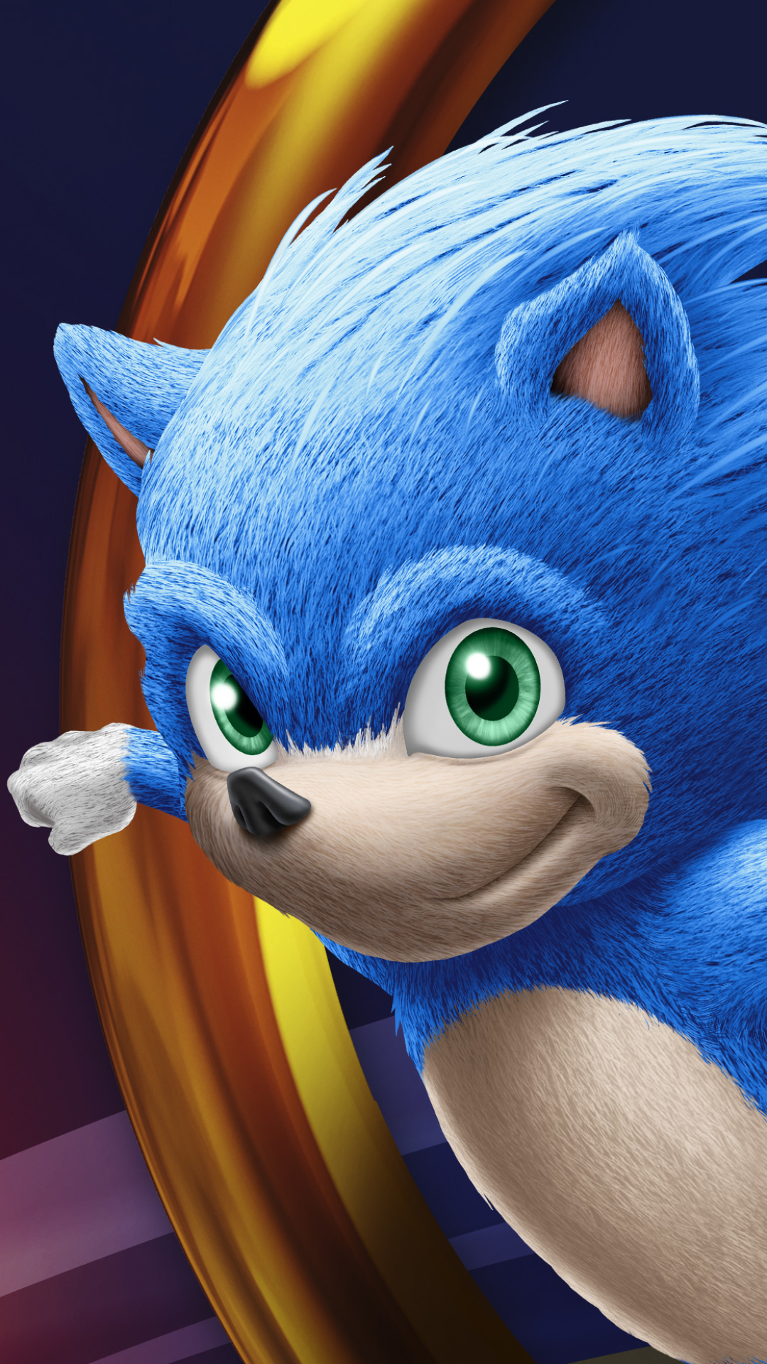 MovieSonic The Hedgehog 2020 1080x1920 Wallpaper ID 775917 1080x1920