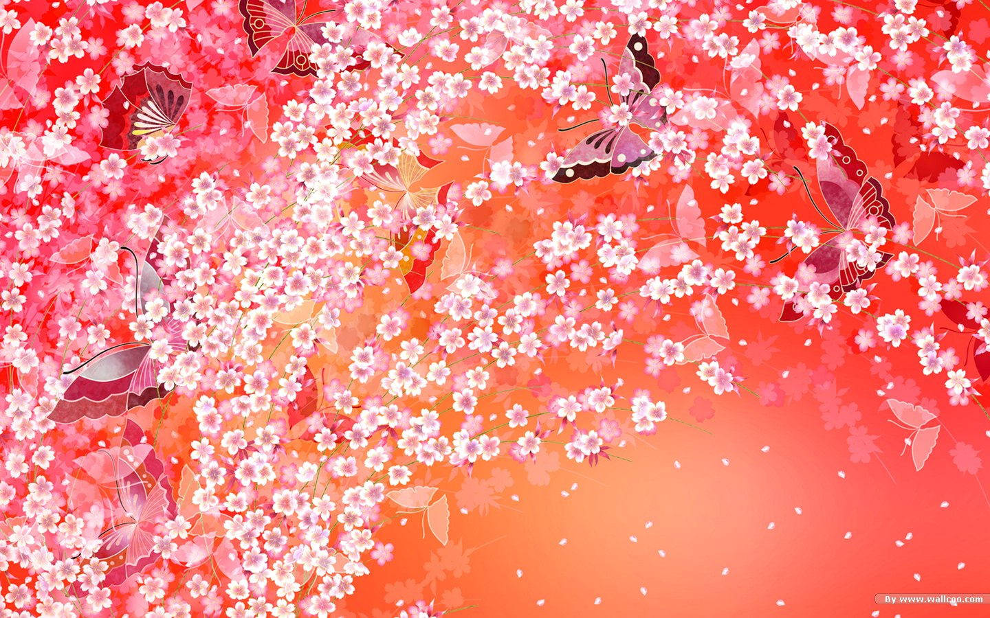 Japanese Kimonos Patterns Design   Colors and Patterns in Japanese 1440x900