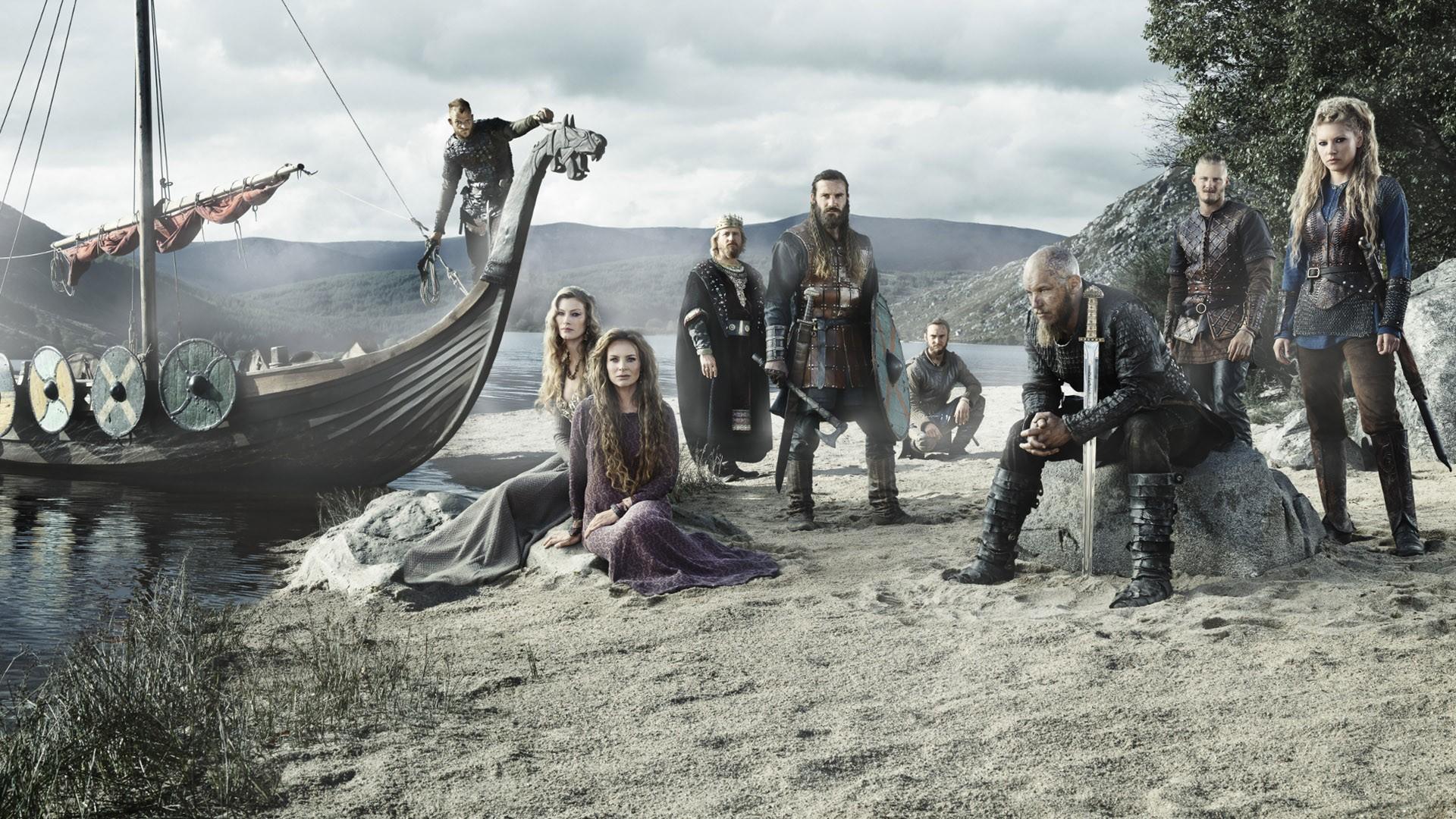 Download Vikings 2015 Canadian Tv Series Poster HD Wallpaper Search 1920x1080