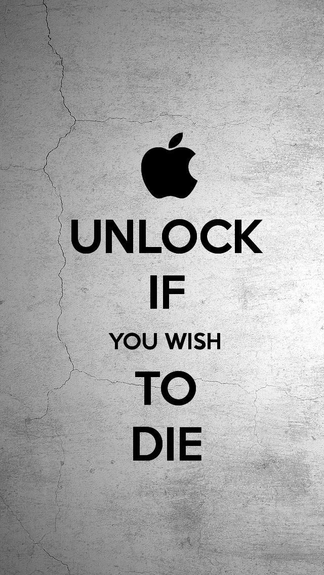 IF YOU WISH TO DIE the iPhone 5 KEEP CALM Wallpapers funny 5s 5c 6 640x1136