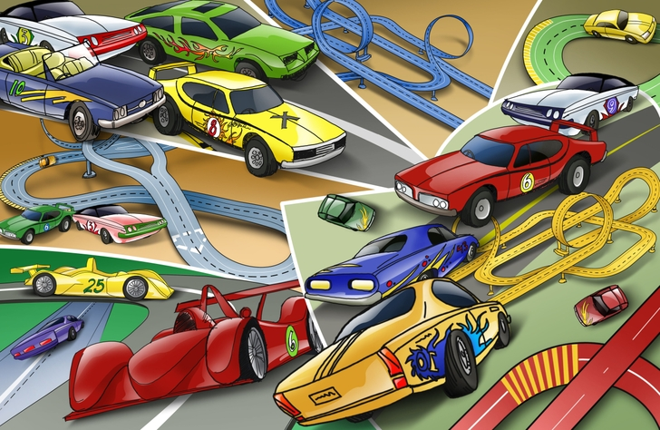 kids children racing cars 5175x3375 wallpaper people kids hd high