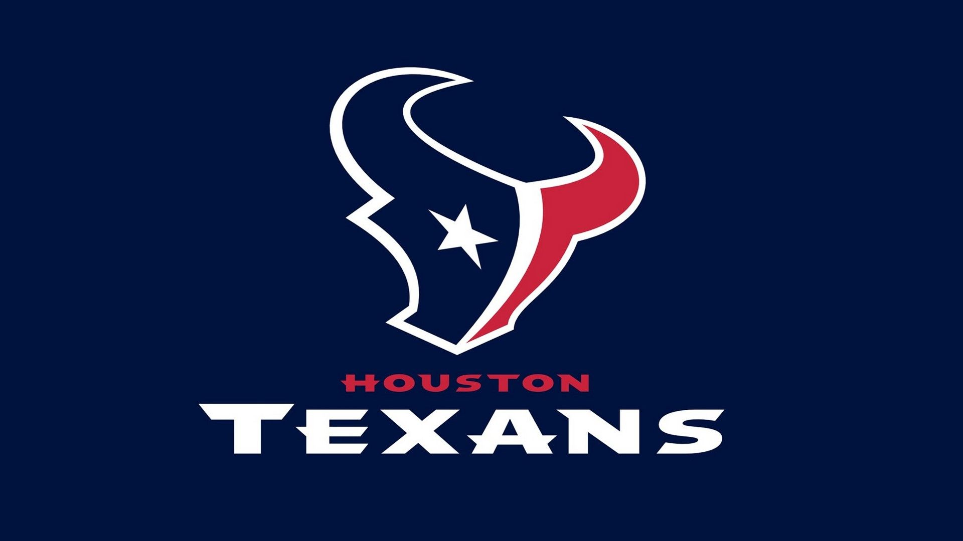 Houston Texans Wallpaper HD Wallpapers Houston texans logo 1920x1080
