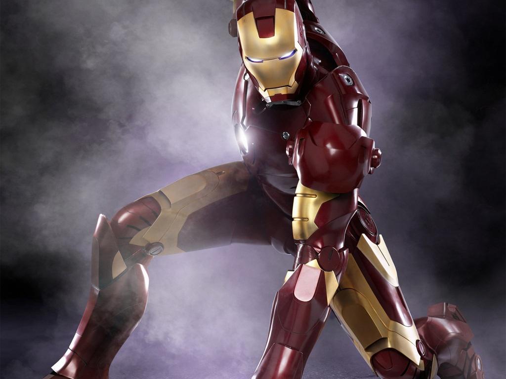 Iron Man Movie 1024x768