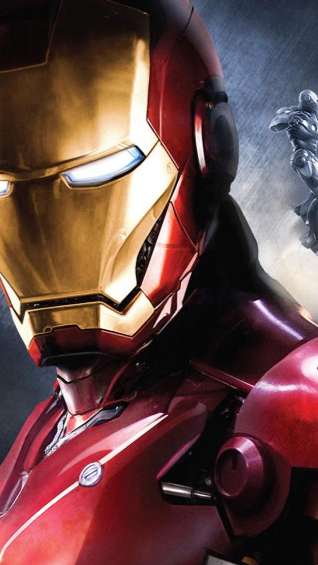 Iron Man 3 iPhone 5 Wallpaper iPod Wallpaper HD   Download 640x1136