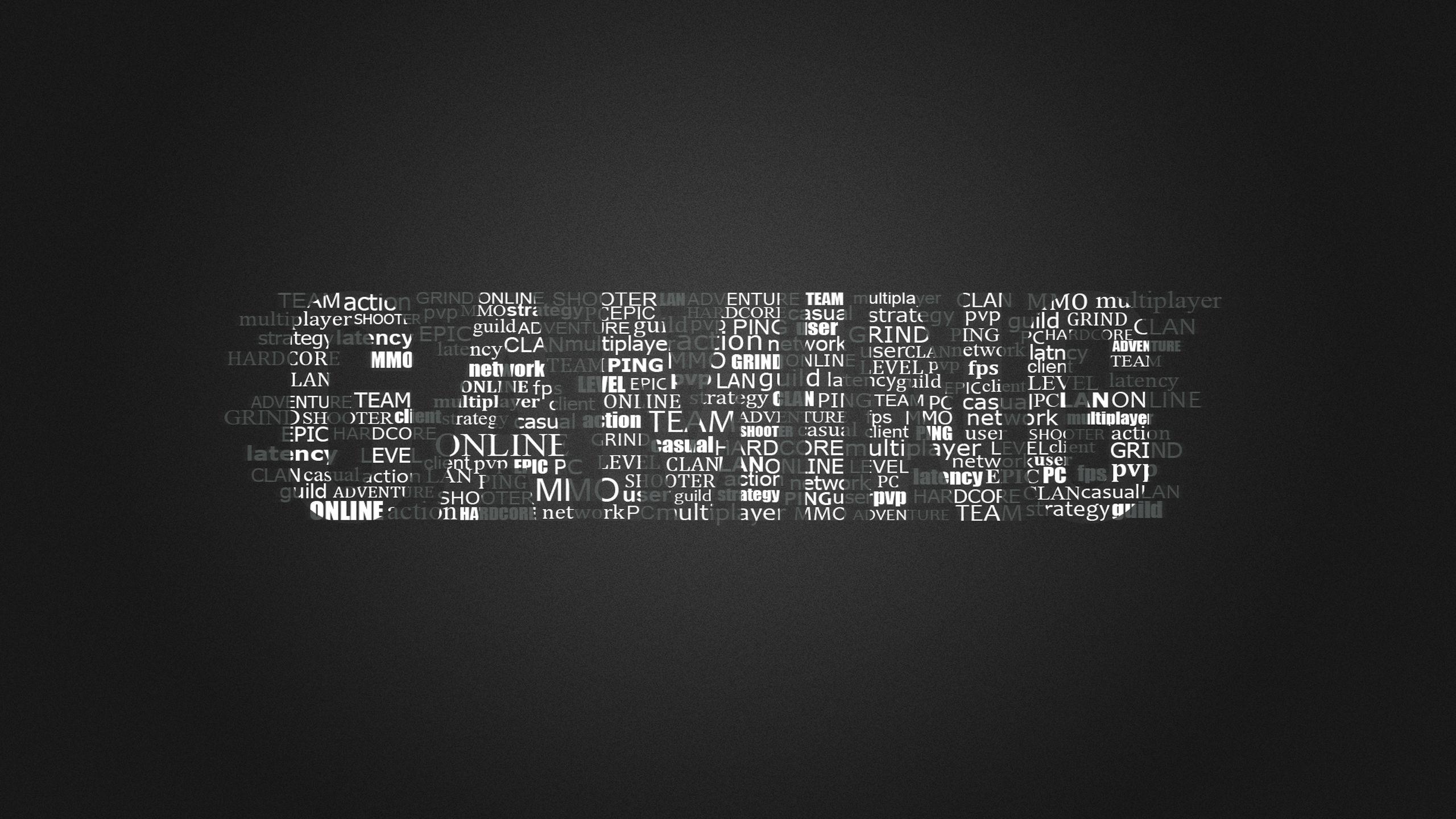 2560x1440 Gaming Wallpapers  WallpaperSafari