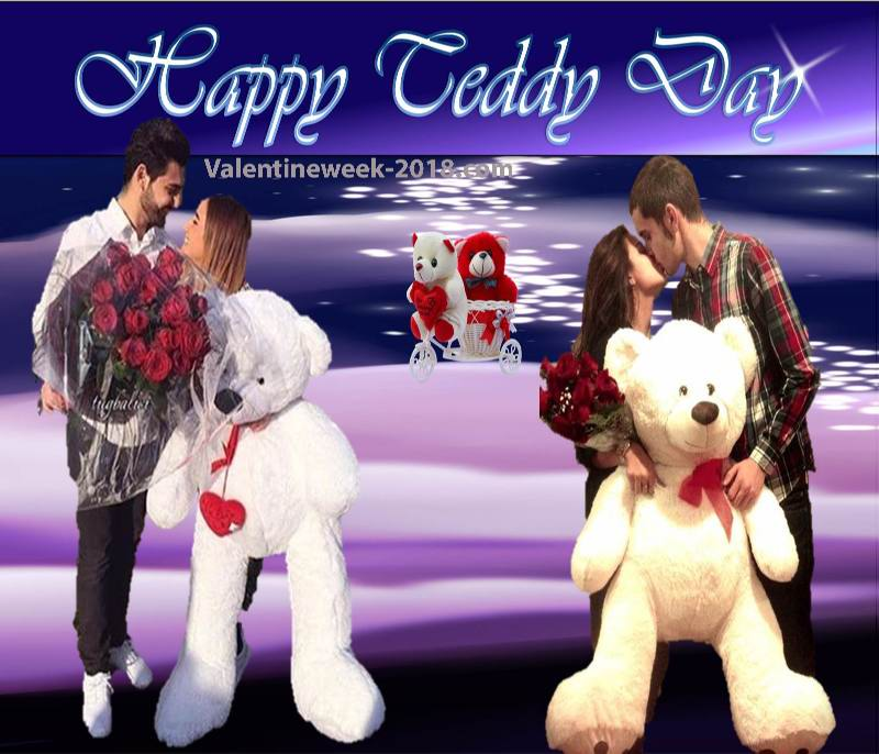 Teddy Day 2021   Happy Teddy Bear Day 2021 Images Pics 800x686