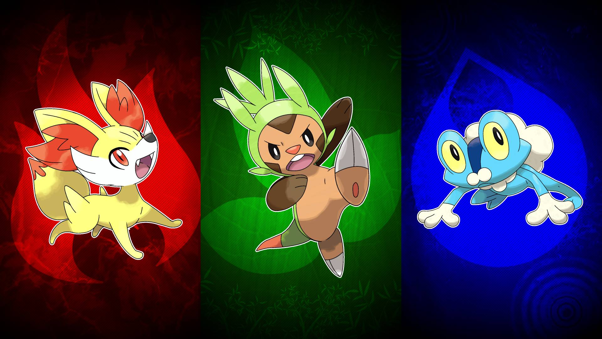44 Pokemon X Y Wallpaper Hd On Wallpapersafari