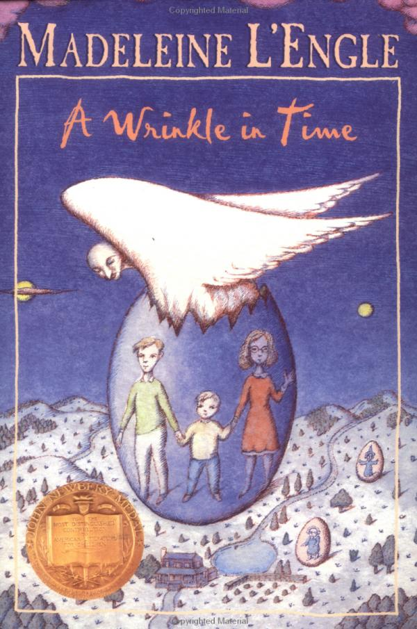Madeleine LEngle images A Wrinkle in Time HD wallpaper 600x905