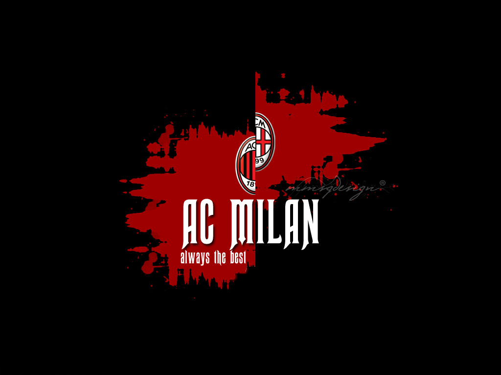 FC Ac Milan HD Wallpapers HD Wallpapers Backgrounds Photos 1024x768