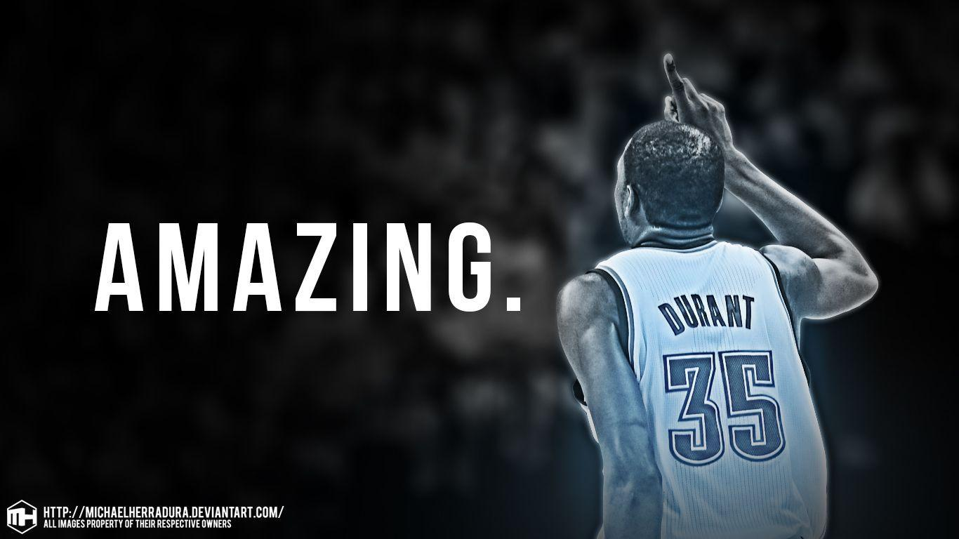 Kevin Durant Wallpapers HD 2016 1366x768