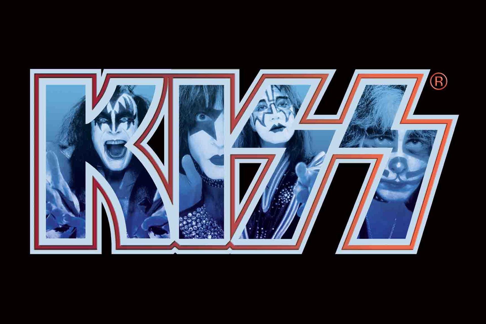 Wallpaper kiss logo classic rock desktop wallpaper Music 1920x1280