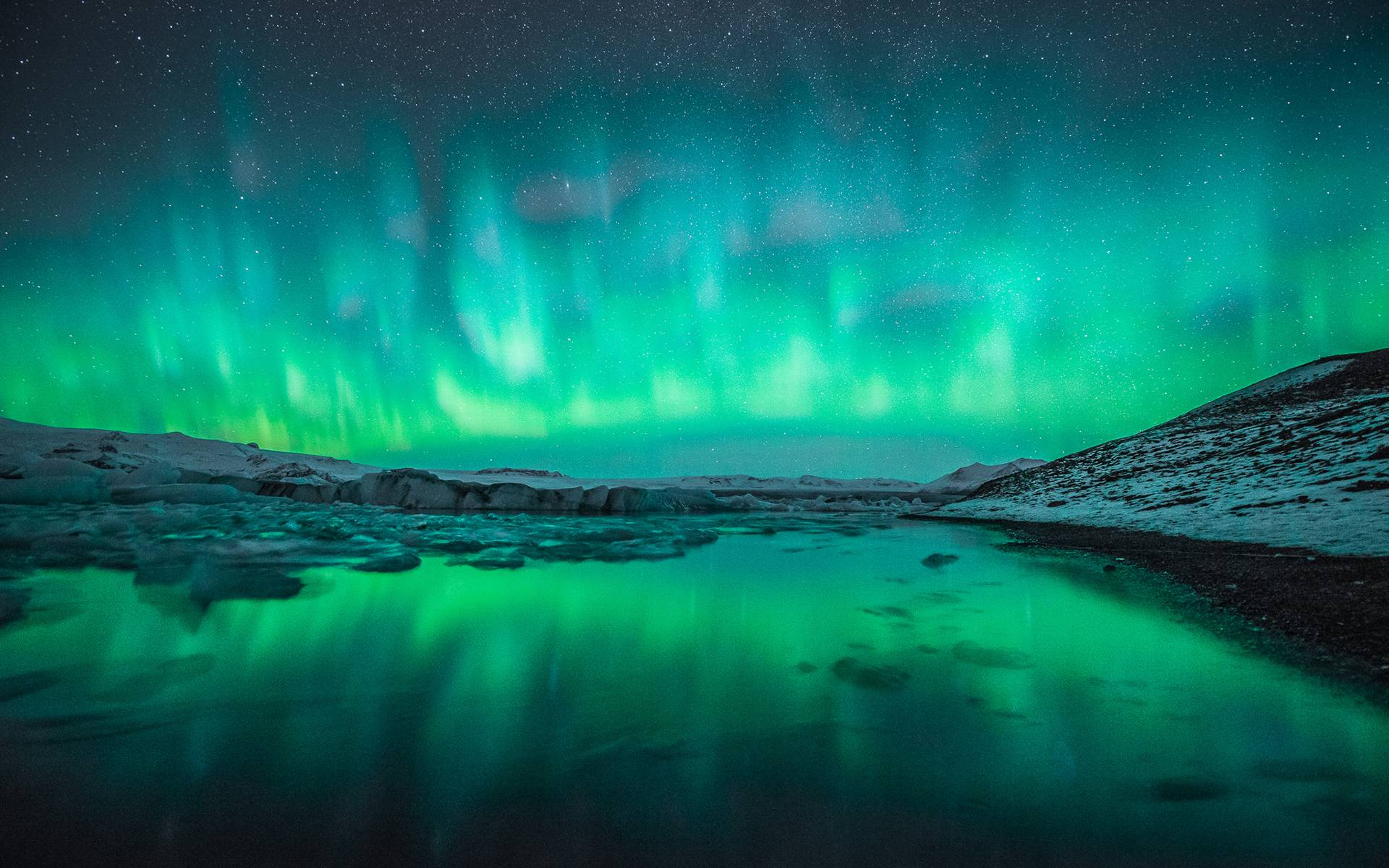 aurora borealis wallpaper hd wallpapersafari