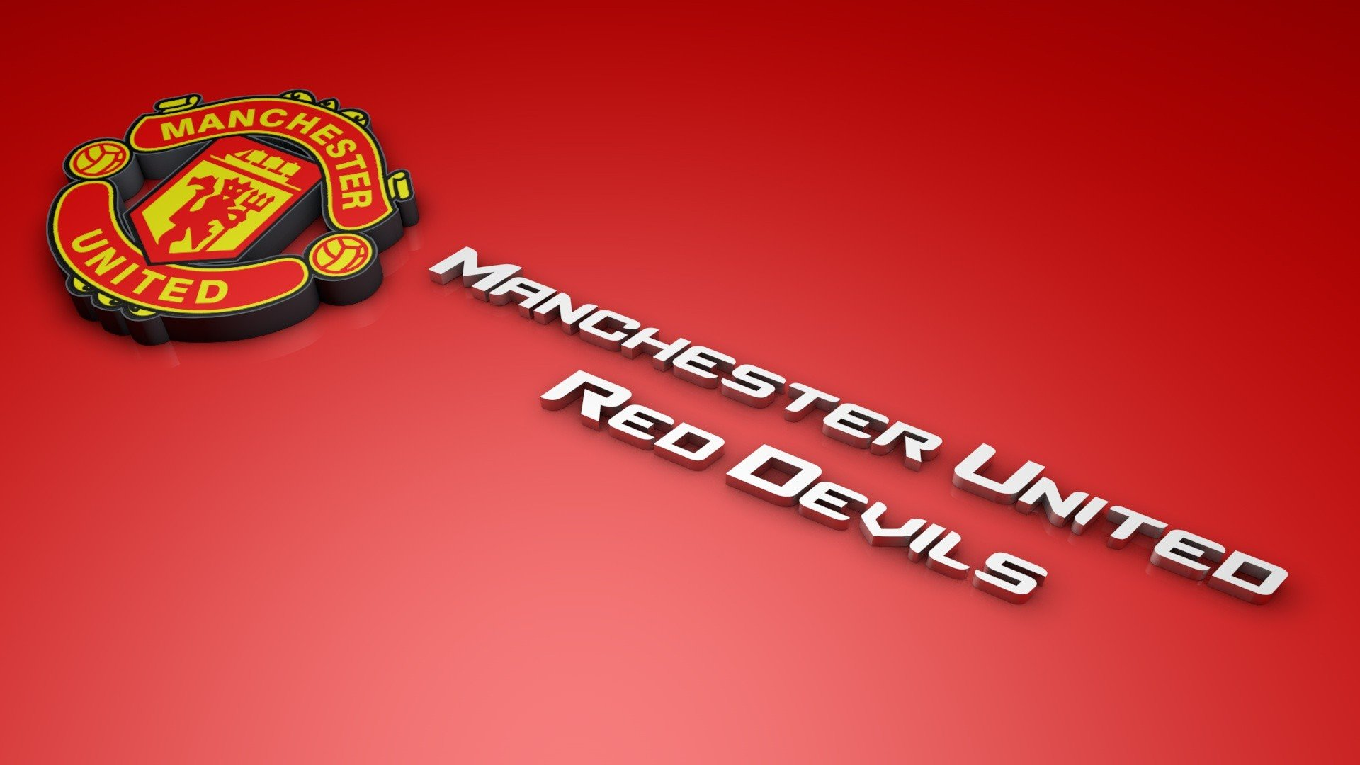 Manchester United Red Devils Wallpaper   Football HD Wallpapers 1920x1080