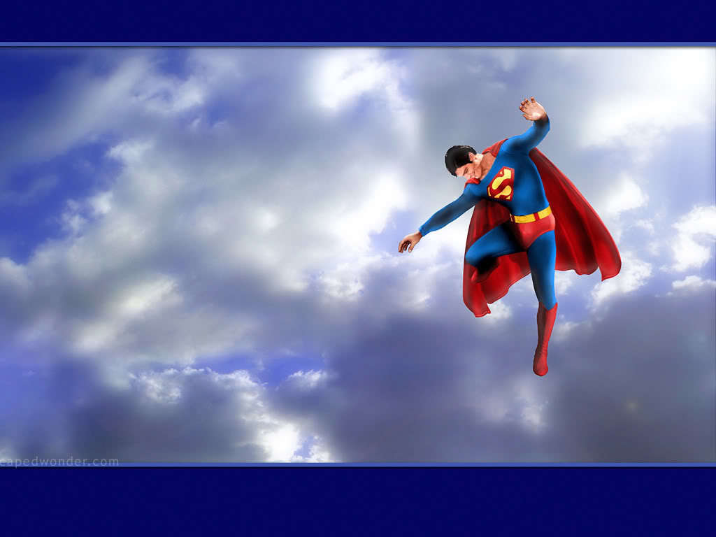 Superman Wallpaper   Superman The Movie Wallpaper 18163983 1024x768