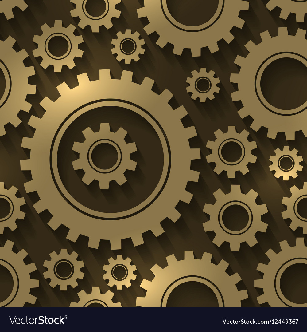 Gear design abstract background Gears and Vector Image 1000x1080