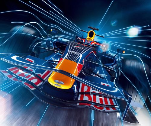 Home Samsung Epic Cars Formula 1 Red Bull F1 Car 500x417