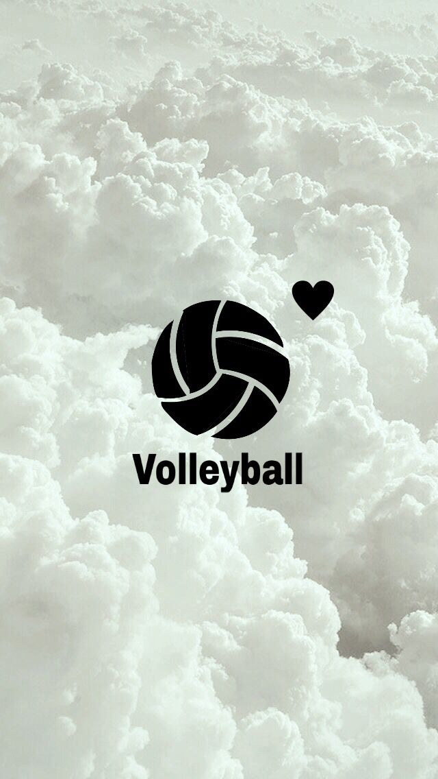 Volleyball background wallpaper 1 plan dnia Volleyball 640x1136