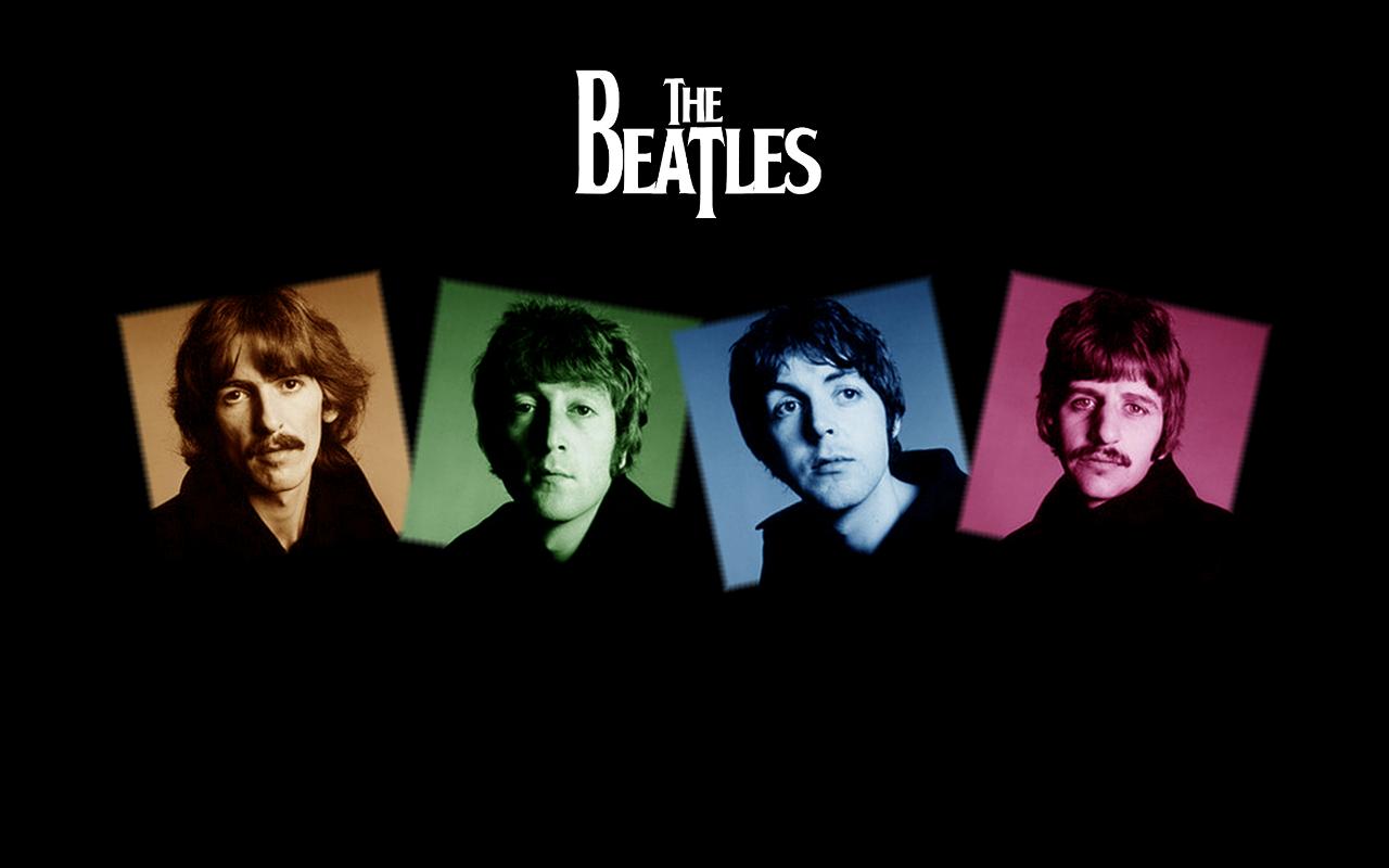 Free Download The Beatles Rock N Roll Group Wallpaper Hd Wallpaper