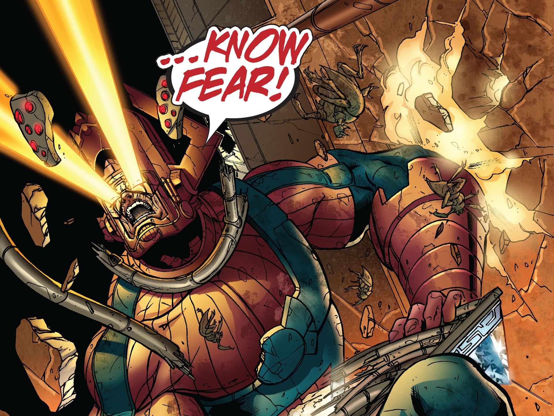 Comics   Galactus Wallpaper 1920x1440