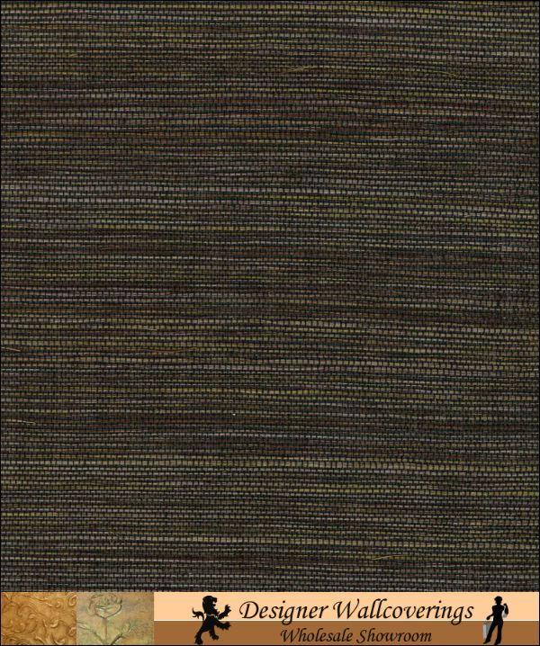 Trend Alert Grasscloth Wallpaper: Woven Grass Wallpaper