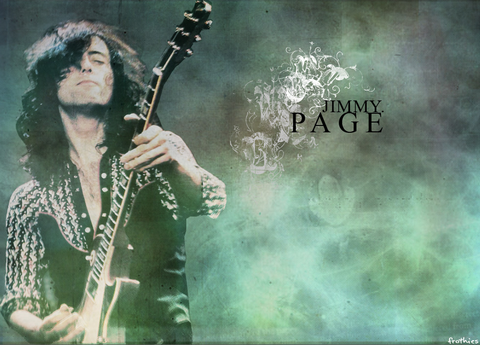 Jimmy Page Wallpaper by cynicxironyjpg 979x704
